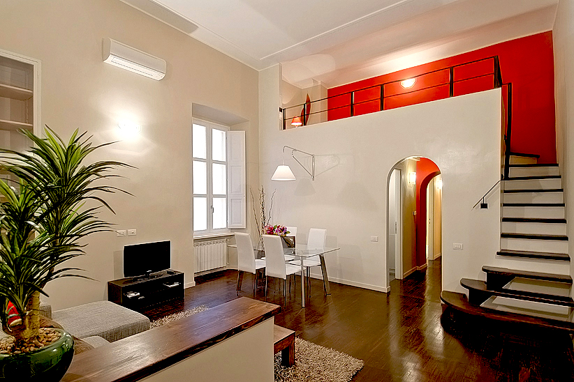 Apartment of the week in Rome – the Sunset