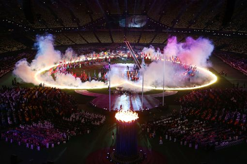 The Paralympics Closing Ceremony 2012
