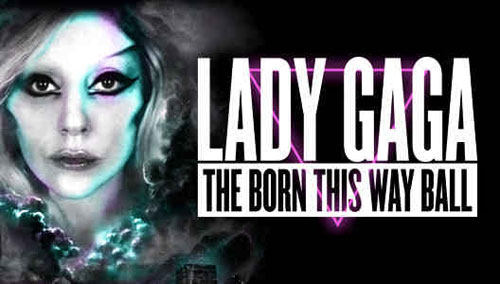 Gira mundial de Lady Gaga 2012-2013: Born This Way Ball