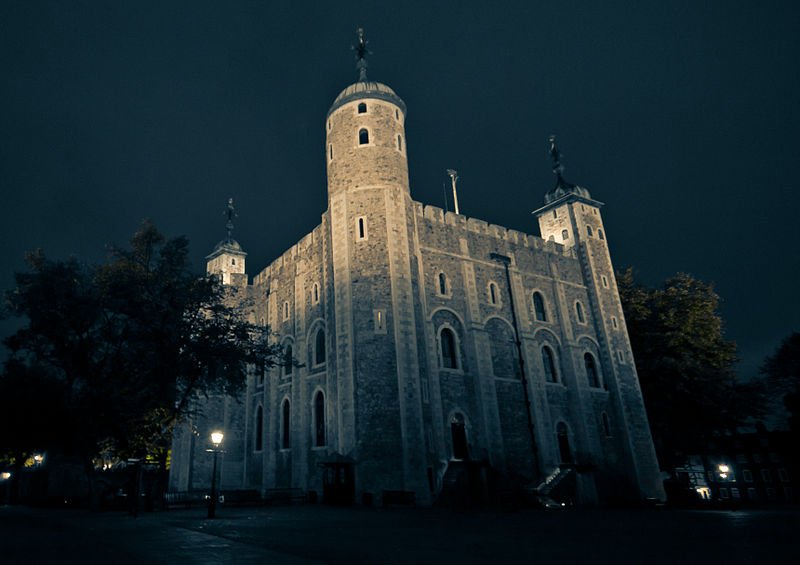 Haunted houses in London