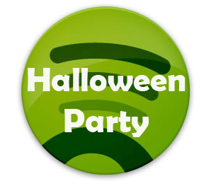 Spotify Playlist: Halloween Party