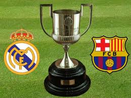 Copa del Rey 2013 Semi-Final Real Madrid- Barça
