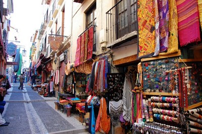 Shopping in Granada: Typical Products