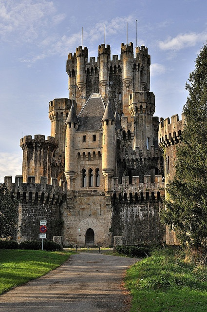 Butrón Castle, a romantic dream in the Basque Country