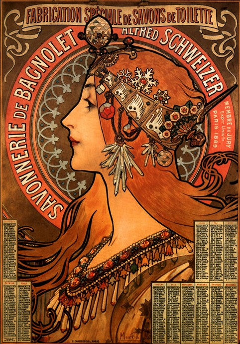 Mucha Museum in Prague, A Symbol of Art Nouveau