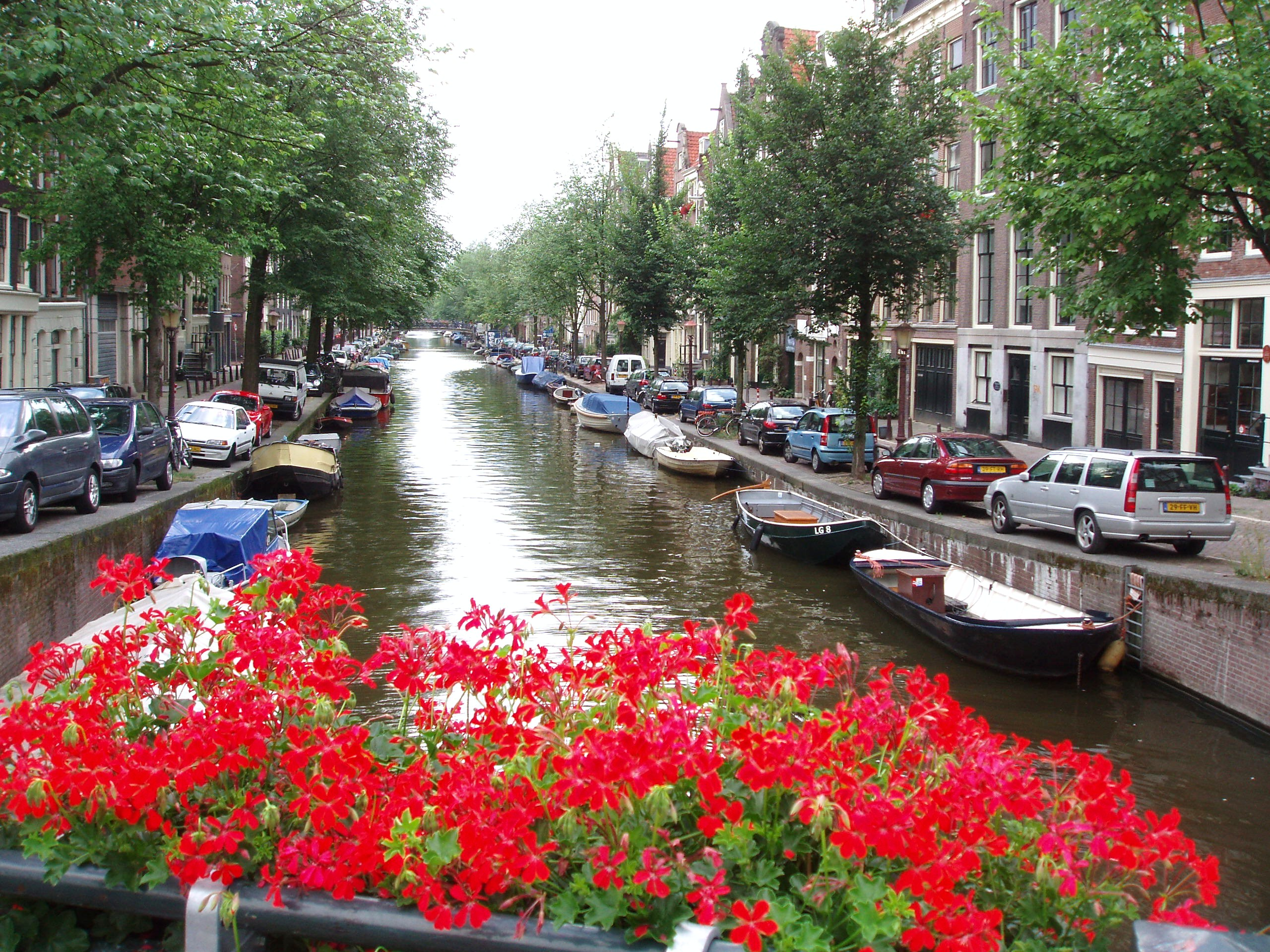 Amsterdam's Canals: The History