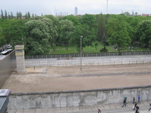 My Berlin Wall Experience Part 2