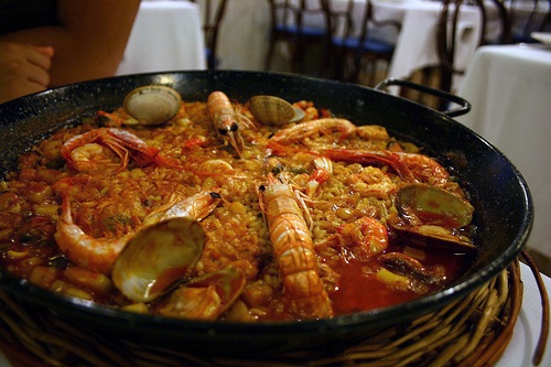 Top 5 Restaurants to eat the best Paella in Barcelona