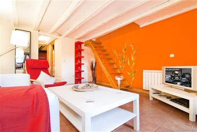 Recommended apartment of the week in Madrid, the Prado IV